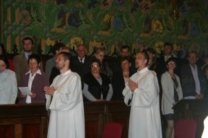 Święcenia o. Pawła 2012